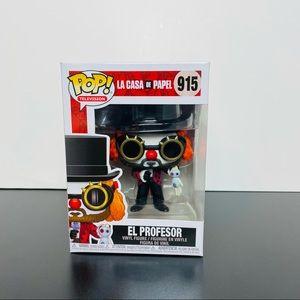 [Funko Pop] La Casa de Papel- El Profesor [915]